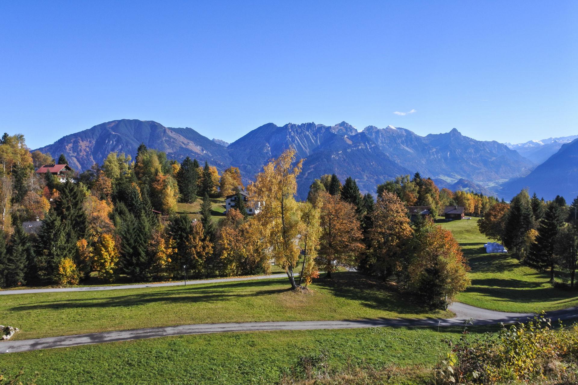 Bürserberg Landschaft